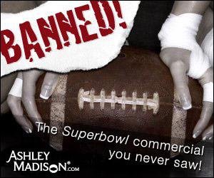 Ashley Madison Banned Ad